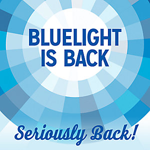 BLUELIGHT IT BACK | Seriously Back!