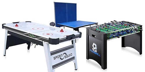 Save up to 35% off game tables