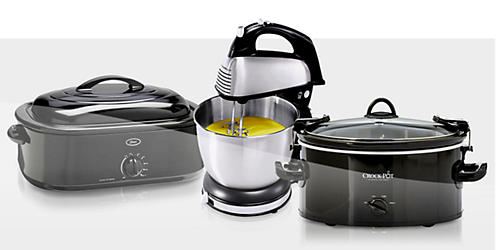 Your Choice $24.99-$29.99 mix, slow cook, or fry