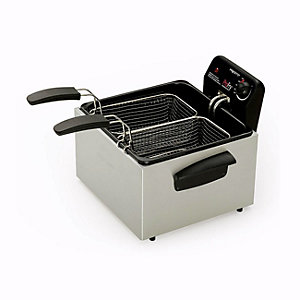 $49.99 Presto dual basket 12-cup deep fryer.  All Presto on Sale