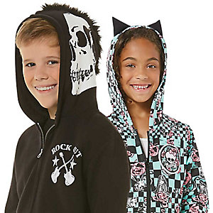 Starting at $10 kid's hoodies