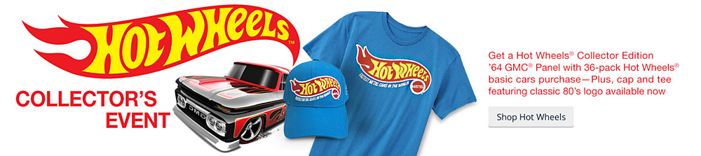 Hot Wheels Apparel