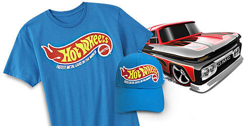 Hot Wheels collector's event