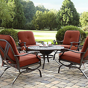 Up to 70% off patio furniture & décor