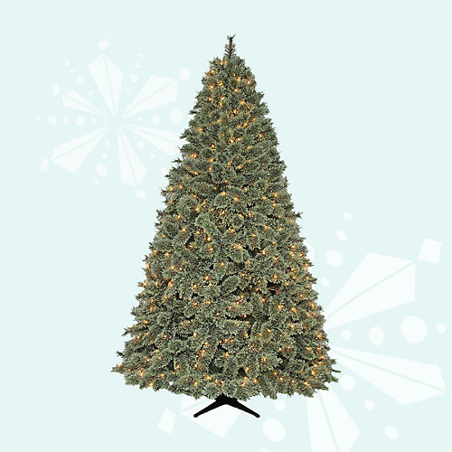 Jaclyn&#x20&#x3b;Smith&#x20&#x3b;7.5-ft.&#x20&#x3b;pre-lit&#x20&#x3b;Ridgedale&#x20&#x3b;cashmere&#x20&#x3b;spruce&#x20&#x3b;tree