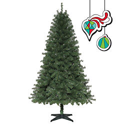 Weston&#x20&#x3b;6-ft.&#x20&#x3b;unlit&#x20&#x3b;spruce&#x20&#x3b;tree