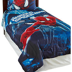 Sale $29.99 Spiderman twin comforter