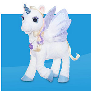 Reg $129.99 | Now $79.99 FurRealFriends StarLilly my magical unicorn