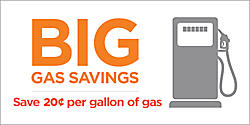 Big Gas Savings