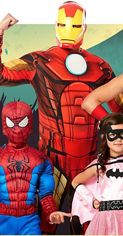 Shop Super Heroes