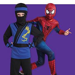 Boys' Costumes