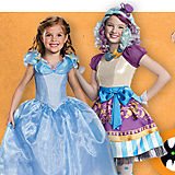 Girl's Costumes