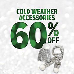Cold Weather Accessories Doorbuster