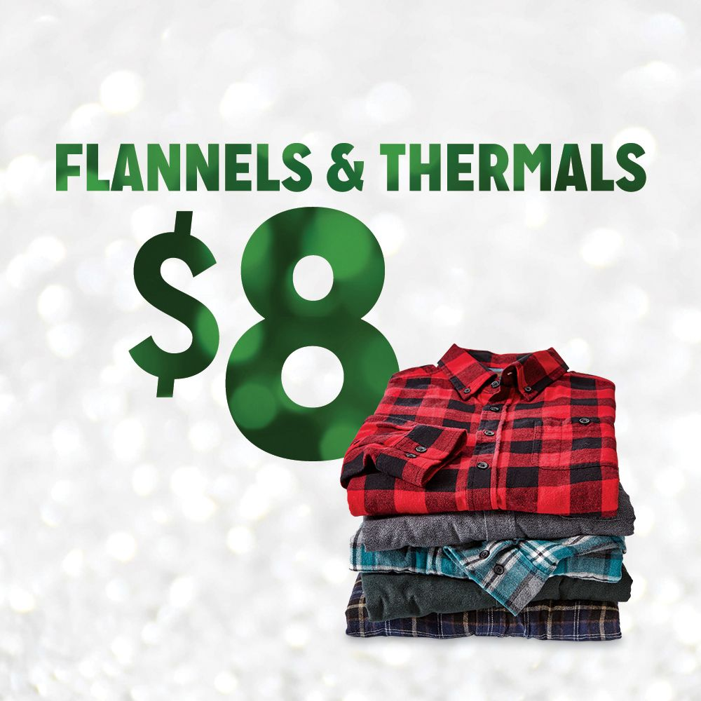 Flannels & Thermals