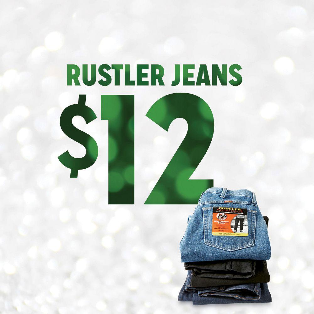 Rustler Jeans