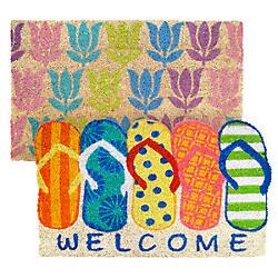 Spring & Summer Doormats