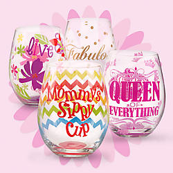 Mom's Wine Glasses