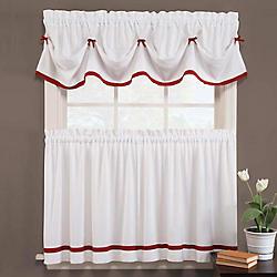 Tier Kitchen Curtains