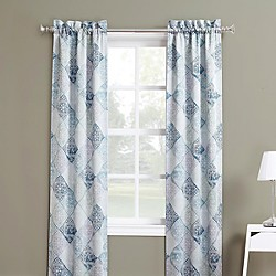 Window treatment hardware kmart for Kmart living room curtains