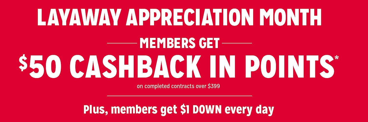 Membr get $50 CASHBACK in Points