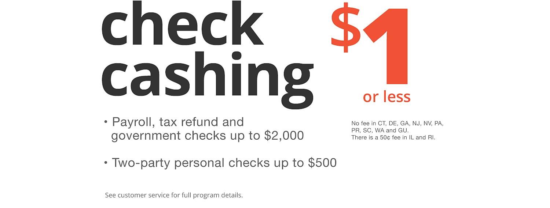 Payroll Check: Kmart Payroll Check Cashing