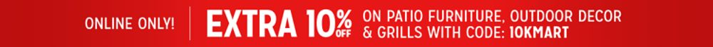 EXTRA 10% Off with Code: 10KMART