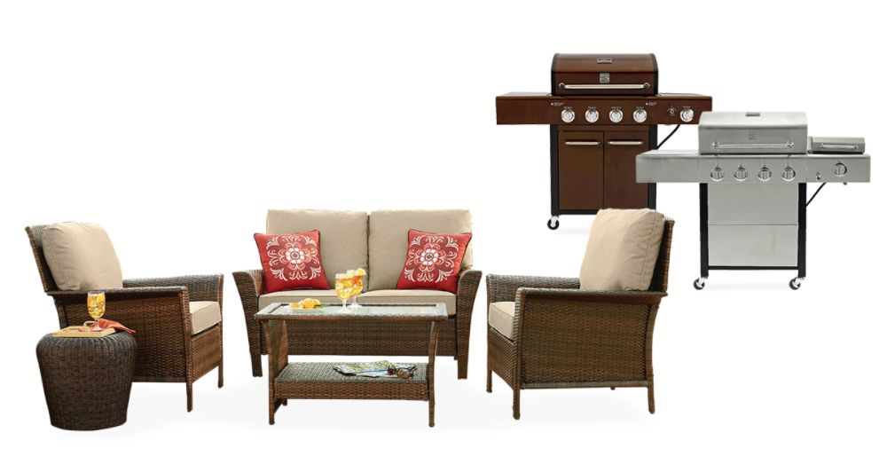 Outdoor Living Buy Patio Furniture and Outdoor Decor at Kmart