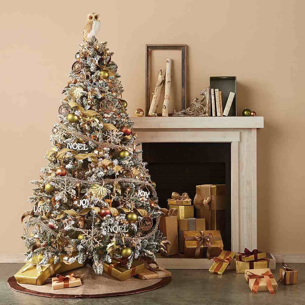 Christmas Tidings Winter Woodland Collection