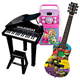 Musical Instruments & Toys