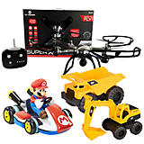 Vehicles & Remote Control Toys