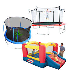 Trampolines & Inflatables