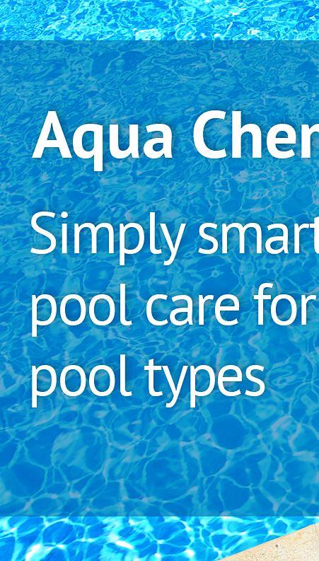 Aqua Chem Solutions to Common Pool Problems: