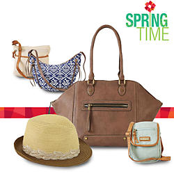 Juniors handbags, juniors accessories