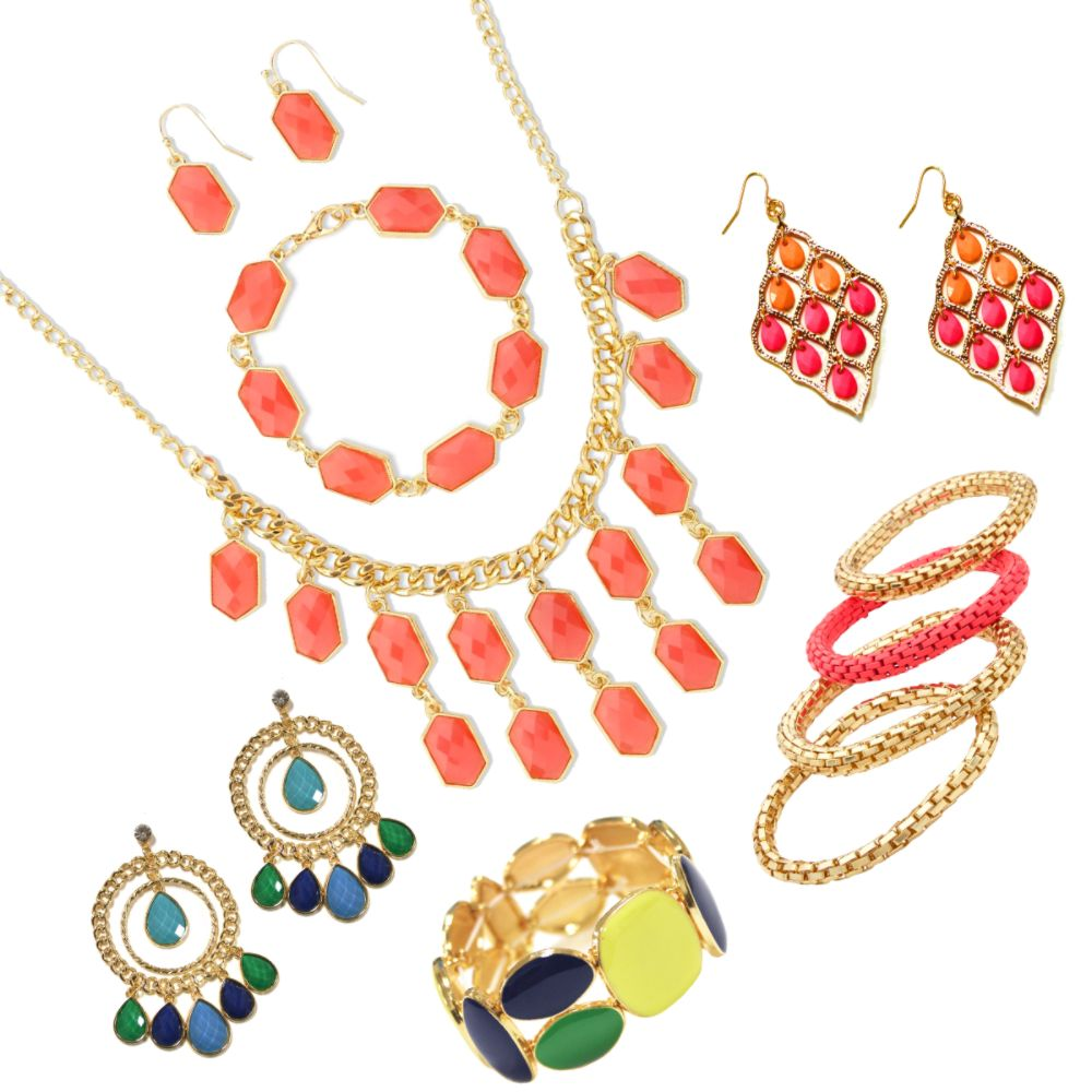 Summer Fashion Jewelry