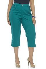 Plus Size Shorts & Capris