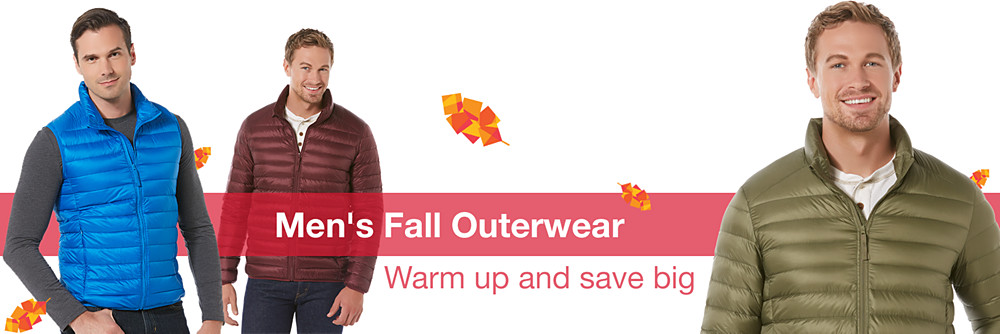 Men's Fall Fashions