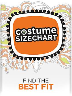Costume Sizes
