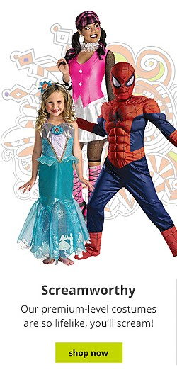 Screamworthy Halloween Costumes