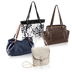 Chic new handbags and wallets