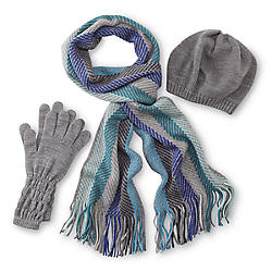 Up to 50% off cold weather accessories