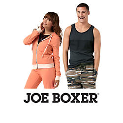 Joe Boxer Clothing for the Family