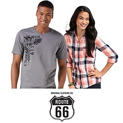 Route 66 Family Apparel