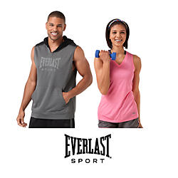 Everlast Sport Clothing for the family