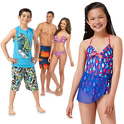 Swimwear Shop, shop swimwear for the family