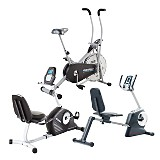 Exercise Cycles & Accessories