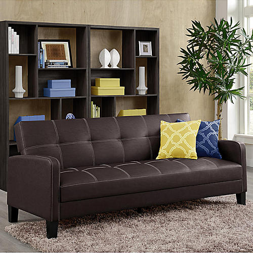 Essential Home Salerno futon $199