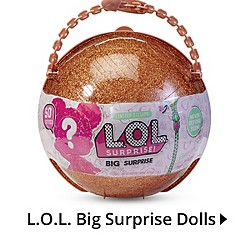 L.O.L. Big Surprise Dolls