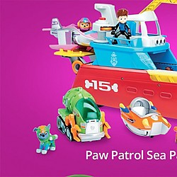Paw Patrol Sea Patroller Vehicle