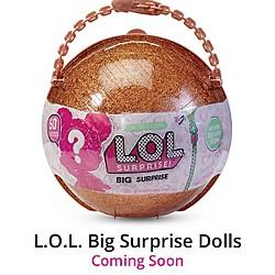 L.O.L. Big Surprise Dolls
