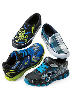 Boys' Shoes & Boots
